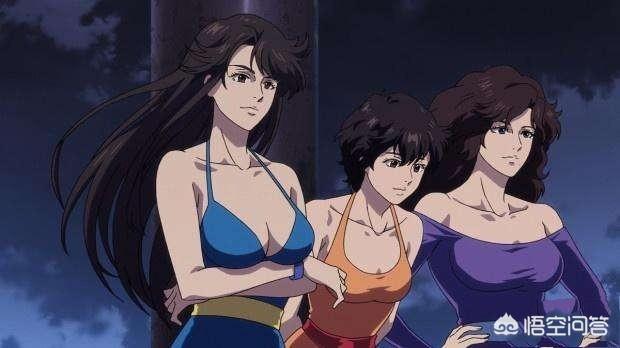 动漫美女图片可爱狐妖,你认为哪些动漫人物最性感?