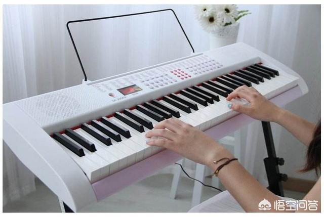 儿歌电子琴简谱,电子琴老师都是如何背谱的?