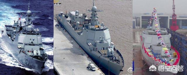 2021中华神盾舰数量 中华神盾舰7年只下水2艘,国