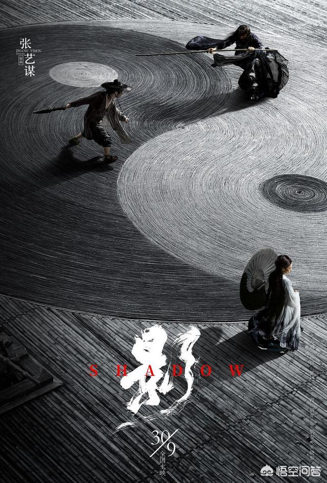 如何评价张艺谋的新电影《影》的水墨风格?