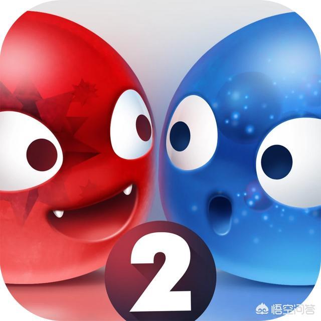 手机上有没有两个人可以一起玩的游戏?
