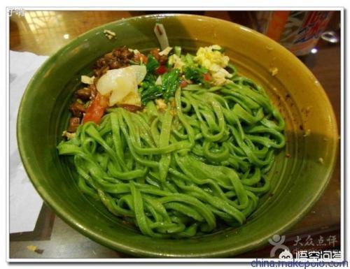 你吃过农村的野菜熬面吗?怎么做才好吃?