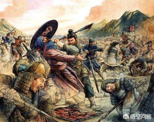 唐朝初年,和波斯在西域的战争败多胜少,甚至一度失去西域的控制权,为什么?(图3)
