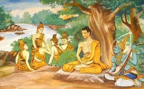 佛祖保佑图片,释迦牟尼为什么又叫如来?
