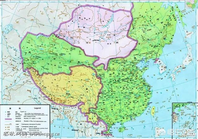 安史之乱中,安禄山最开始有多少兵马?最后史朝义又剩下多少?(图2)