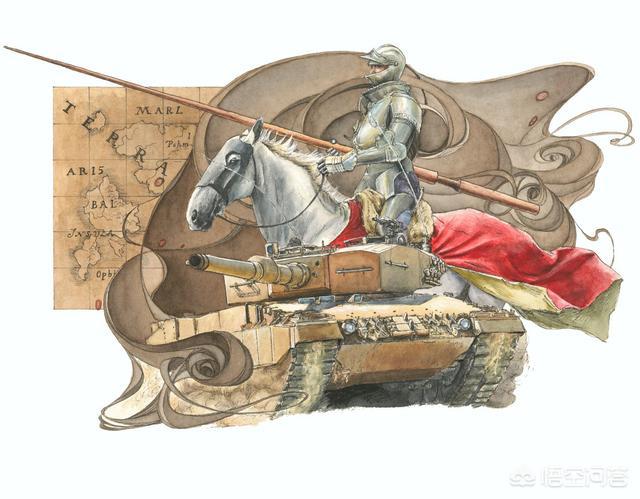 曾经所向披靡的骑兵,现在去哪了,世界上还有骑兵吗?