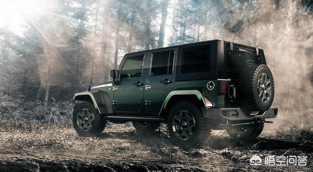 jeep车型大全,最便宜的吉普是哪款车型?