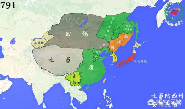 唐朝初年,和波斯在西域的战争败多胜少,甚至一度失去西域的控制权,为什么?(图4)