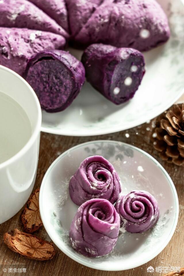 紫薯以前用来喂猪的,如今越来越被人们当宝贝,是因为什么呢?