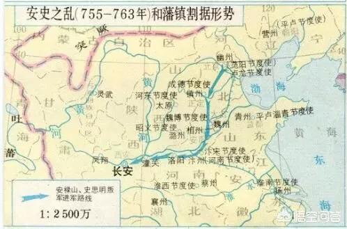 安史之乱中,安禄山最开始有多少兵马?最后史朝义又剩下多少?(图3)