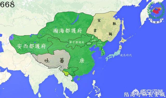 唐朝初年,和波斯在西域的战争败多胜少,甚至一度失去西域的控制权,为什么?(图2)