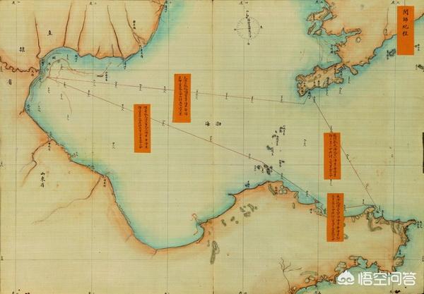 藏原图,北洋水师的防务体系是怎么样的?