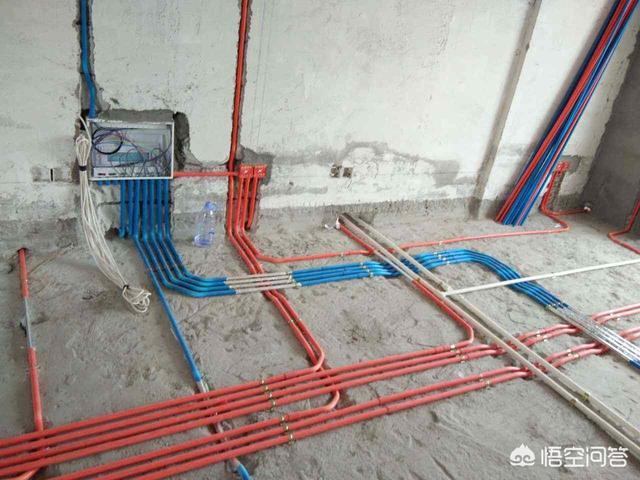 家里装修怎样做水电工程?