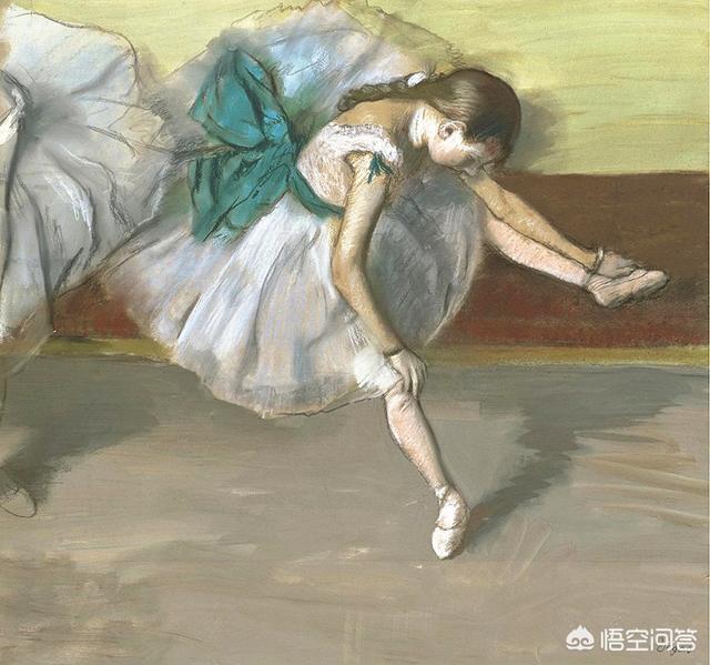 画衣服大全,画油画时应该怎样画衣服?