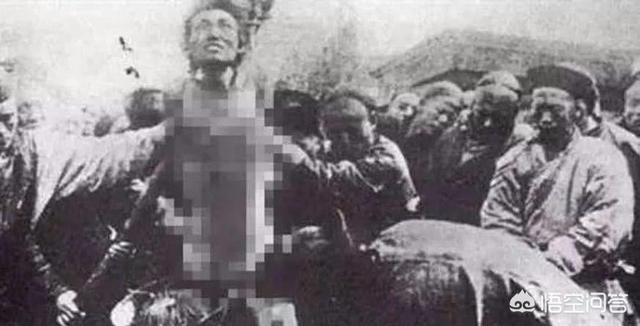 绑架美女封嘴,历史上有哪些人凌迟处死?