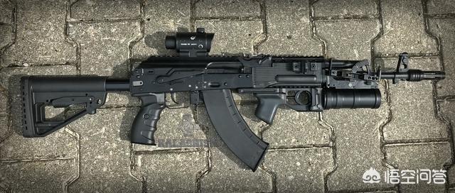 203,AK-203突击步枪的性能如何?