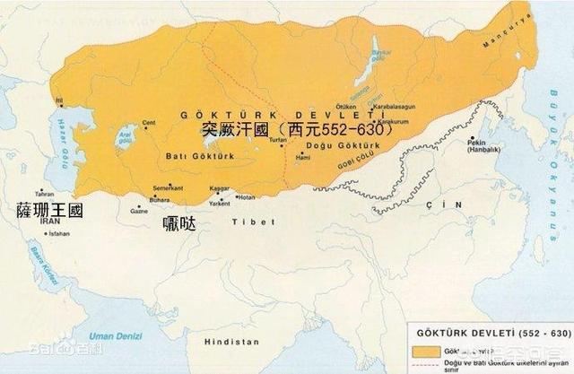 唐朝初年,和波斯在西域的战争败多胜少,甚至一度失去西域的控制权,为什么?(图1)