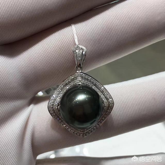 黑珍珠和白珍珠到底哪个好?插图