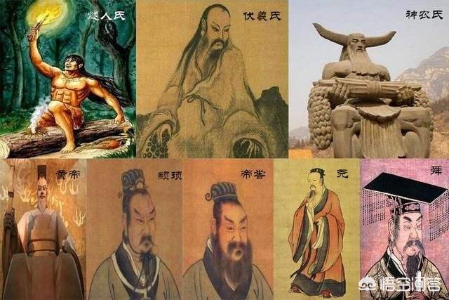 中国五千年历史有哪些朝代?您们知道吗?