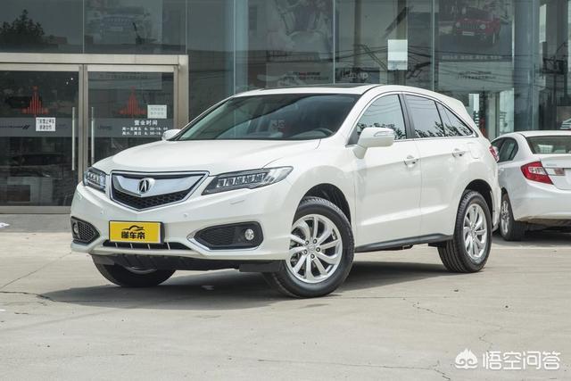 31万元丰田汉兰达,广汽讴歌RDX,哪个性价比更高?