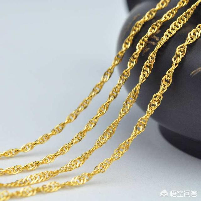 小众锁骨链七夕情人节礼物,5000左右的女士项链有哪些推荐?