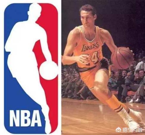 科比nba标志logo 尼克杨的专属logo 从球员影响力上来说,NBA的logo能否换成乔丹标志?
