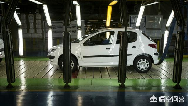 伊朗的汽车市场:在伊朗卖的最多的外国车是什么?日系车还是欧系车,或者美系车?
