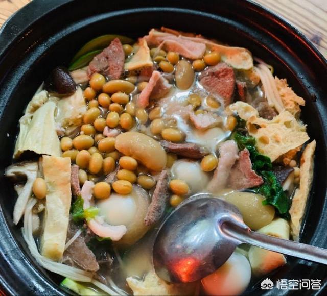 广东砂锅烫菜做法是什么?(广东摊位烫菜做法)