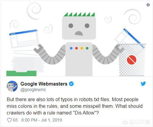 谷歌为何开源robots.txt?这家搜索巨头有怎样的打算?