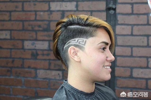 女生头像短发,女生都比较适合什么短发?