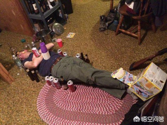 你喝醉了一般都会有哪些搞笑的动作?