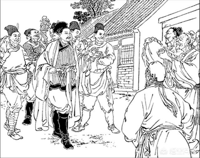《水浒传》中杨雄的武力到底在什么水平?为啥