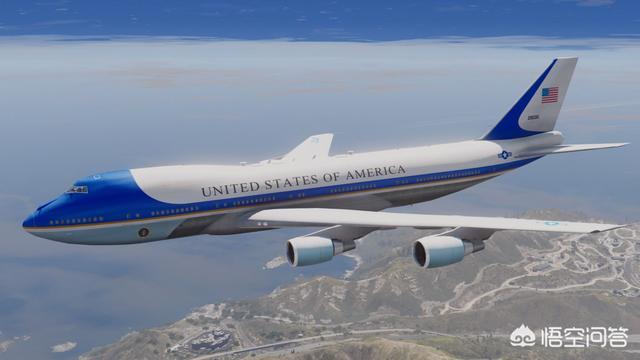 空军一号图片,美国空军一号飞机的容积是多少?