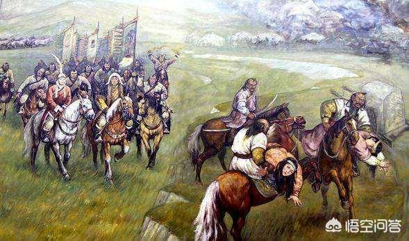 努尔哈赤和成吉思汗的关系(忽必烈是努尔哈赤什么人)