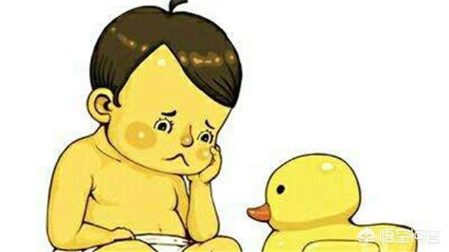 新生儿黄疸图片,为什么初生宝宝容易得黄疸?