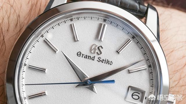 精工GS到底处于什么级别?和瑞士一类表比怎么样?