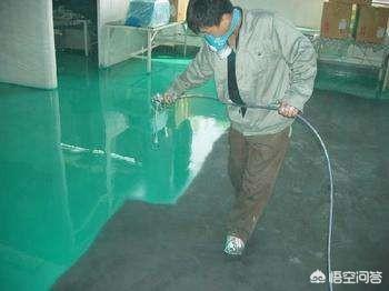 环氧地坪在高温天气下如何进行施工?(宁波工业环氧地坪)