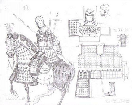 中国历史上有没有特别有名,战绩彪炳的重甲骑兵军队?有哪些战绩?