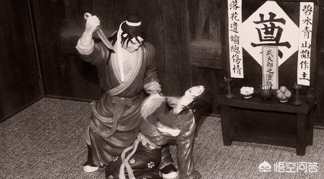 动漫美女被虐吸奶乳图片,武松杀嫂子,为何要撕开其衣服?