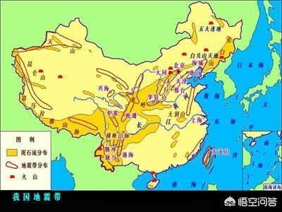 为什么有人说四川省地震比较多呢?