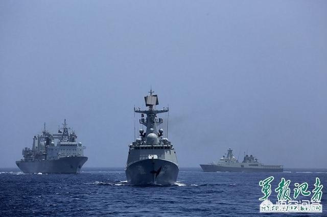 大国派舰护航伊朗石油 印度高调派出军舰保护从