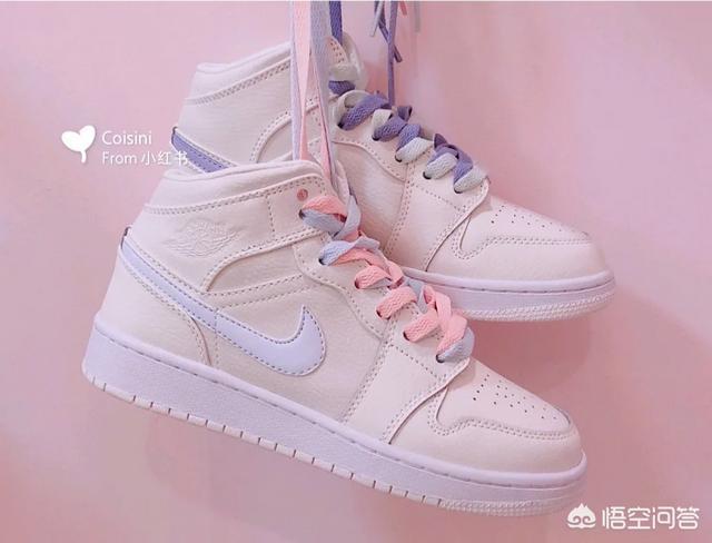 在AJ中,哪些鞋是适合女孩子的?(图2)