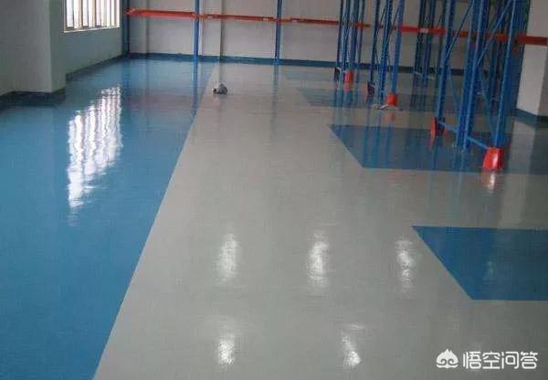 (水泥地面不平可以刷地坪漆吗)施工地坪漆时地面不够平整怎么办?