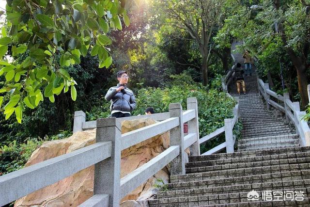 爬上广州白云山山顶大概需要多久?插图1