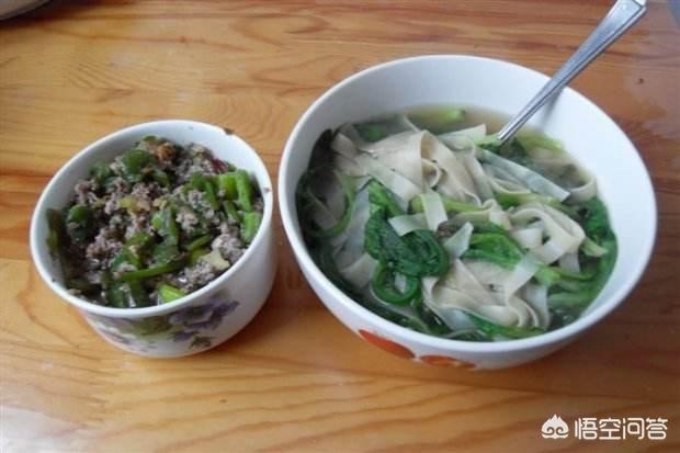 酸豆角肉丝面的家常做法怎么做好吃?(酸豆角炒肉末的做法)