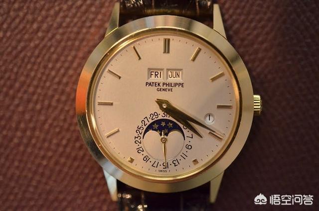 几百万的手表到底贵在哪里?插图