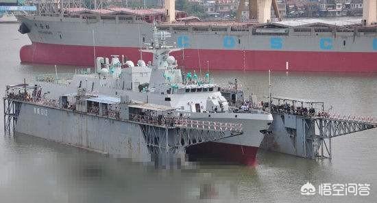 056护卫舰数量还没到60艘,为何建造速度突然慢下