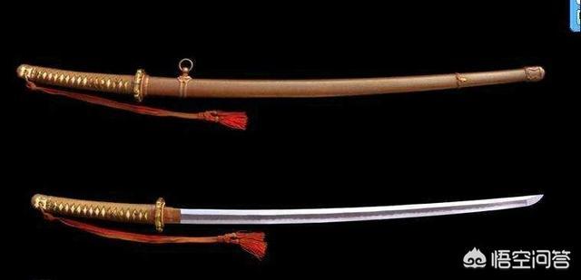 日军指挥官为何人手一把军刀?