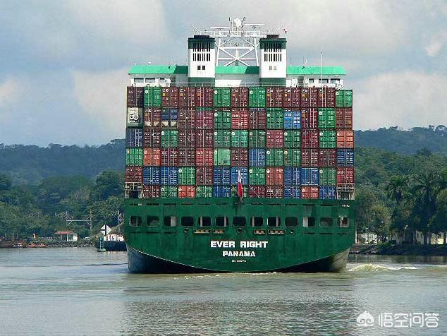 为什么很多国家的货轮都在巴拿马注册?