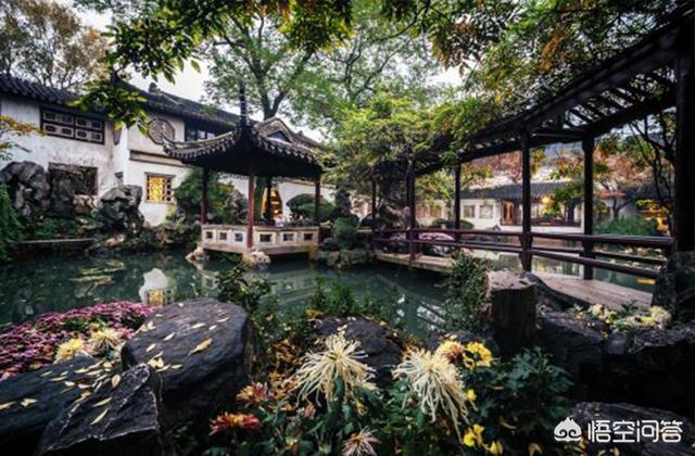 留园和什么统称为苏州四大名园(留园和拙政园哪个好玩)
